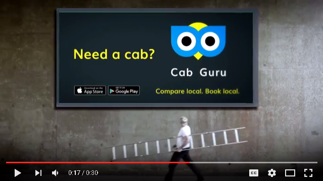 Cab and Taxi Comparison App
